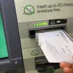 【TD】ATMで小切手を口座へ入金方法徹底解説【写真付き】