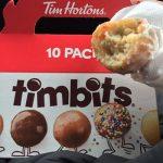 Tim Hortonsの安くておいしいドーナツを食べてみた