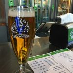 Steam Whistle Brewingで出来てのおいしいビールを飲む!!!【トロント】