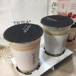 【博多】話題のTP TEAであまおうラテを飲んでみた【うまい】