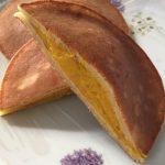 【第1回】かぼちゃ餡のもちもちどら焼きを作る